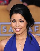 LOS ANGELES - JAN 27:  Jordin Sparks arrives to the SAG Awards 2013  on January 27, 2013 in Los Ange