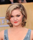LOS ANGELES - JAN 27:  Julia Stiles arrives to the SAG Awards 2013  on January 27, 2013 in Los Angel