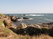 Rocky Coastline France