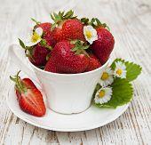 .fresh Strawberries