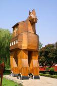 The Grecian horse
