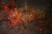 Highly Detailed Grunge Metal Background Texture