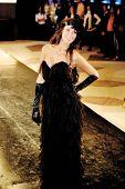 Fashion Show For Caroline Yassa Model 03