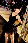 Fashion Show For Caroline Yassa Model 07