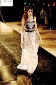 Fashion Show For Caroline Yassa Model 09