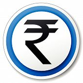 Vector Rupee Icon