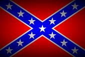 pic of confederation  - National flag of the Confederate States of America  - JPG