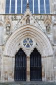 York Minster West Door