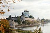 Travel in Russia Pskov Kremlin