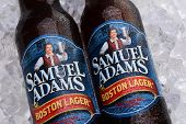 Samuel Adams Boston Lager On Ice