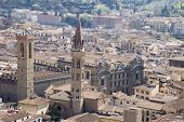 foto of mezcal  - View of Florence from the campanile Giotto - JPG
