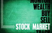 Stock Market Core Principles as a Concept Abstract