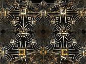 Computer generated fractal artwork