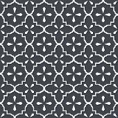 Seamless Vintage Doily Pattern 2