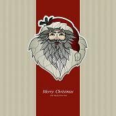 Постер, плакат: Merry Christmas design Christmas design Xmas design Gold Chri