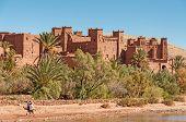 Kasbah Of Ait Benhaddou, Morocco