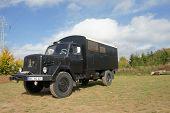 Camper Truck - Magirus Deutz