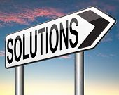 solutions to solve problems, solving problem and search and find answers to test and exam questions