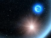 Sky  Stars   Sun  Planets