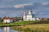 image of prophets  - Suzdal - JPG