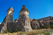 pic of phallic  - Fairy chimneys  - JPG