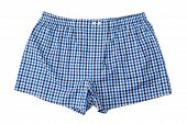 stock photo of boxer briefs  - A pair of boxer shorts  - JPG