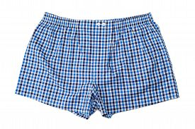 pic of boxers  - A pair of boxer shorts  - JPG