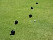 Lawn Bowling Balls