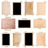 Vintage photo frames set 9, big collection