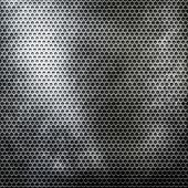 metal grid background (You can find more templates and textures in my portfolio)