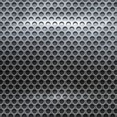 polished metal grid (big templates pack)
