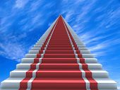pic of step-ladder  - Ladder - JPG