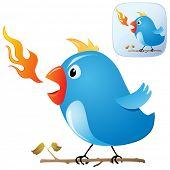 image of angry bird  - Angry Bird - JPG