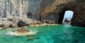 Lipari Insel im Mittelmeer - Italien