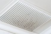 Ventilation dust causes health disorders