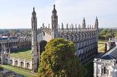 Kings College Buidlings