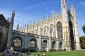 Kings College Cambridge Outside