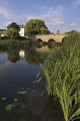 Medieval Bridge poster