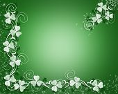 St Patty'S Day Shamrocks Sparkle