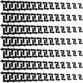 Abstract Halftone Pattern. Vector Halftone  Background For Design Banners, Posters, Business Project poster