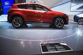 Crossover Mazda Minagi Concept-Car