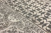 Villa Adriana Roman Mosaics Italy