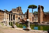stock photo of villa  - The Hadrian\