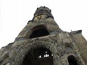 Bombed church, Berlin