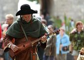 Medieval Troubadour