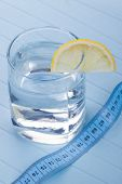 Water For Healthy Life With Lemon