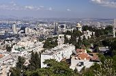 View of Haifa, Israel