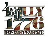 image of betsy ross  - Typographic art cut - JPG