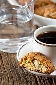 Cantuccini And Espresso