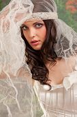Wedding Woman Portrait
